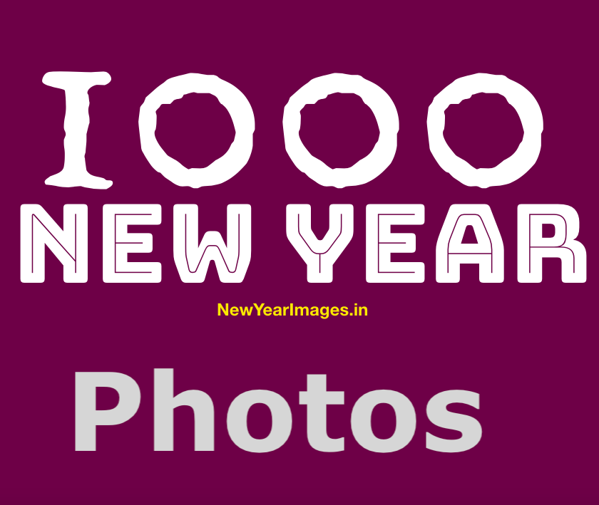 1000 New Year Images 2021