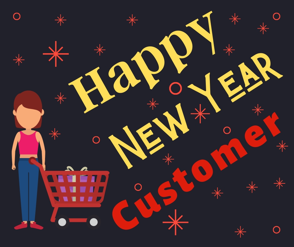 happy new year for customers, happy new year wishes for customer, happy new year message for customers
