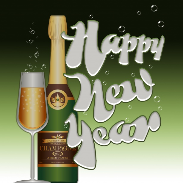 Happy New Year wishes for father 2020