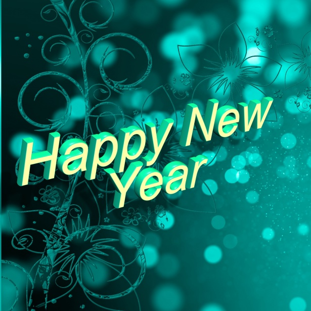 Happy New Year Wishes for My Lovely Wife