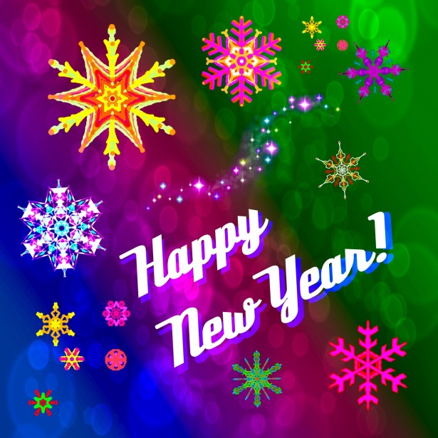 Happy New Year Wishes For Cousin