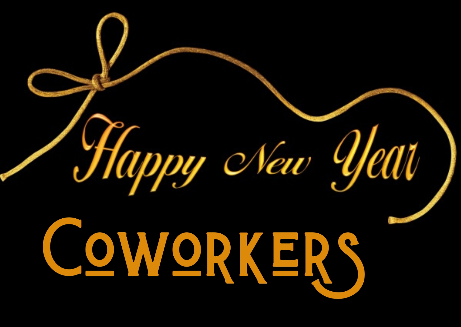 Happy New Year 2020 Wishes For Coworkers