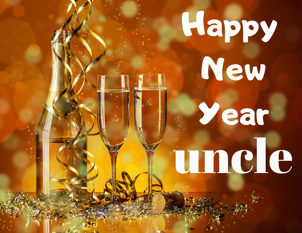 Happy New Year 2020 Message For Uncle