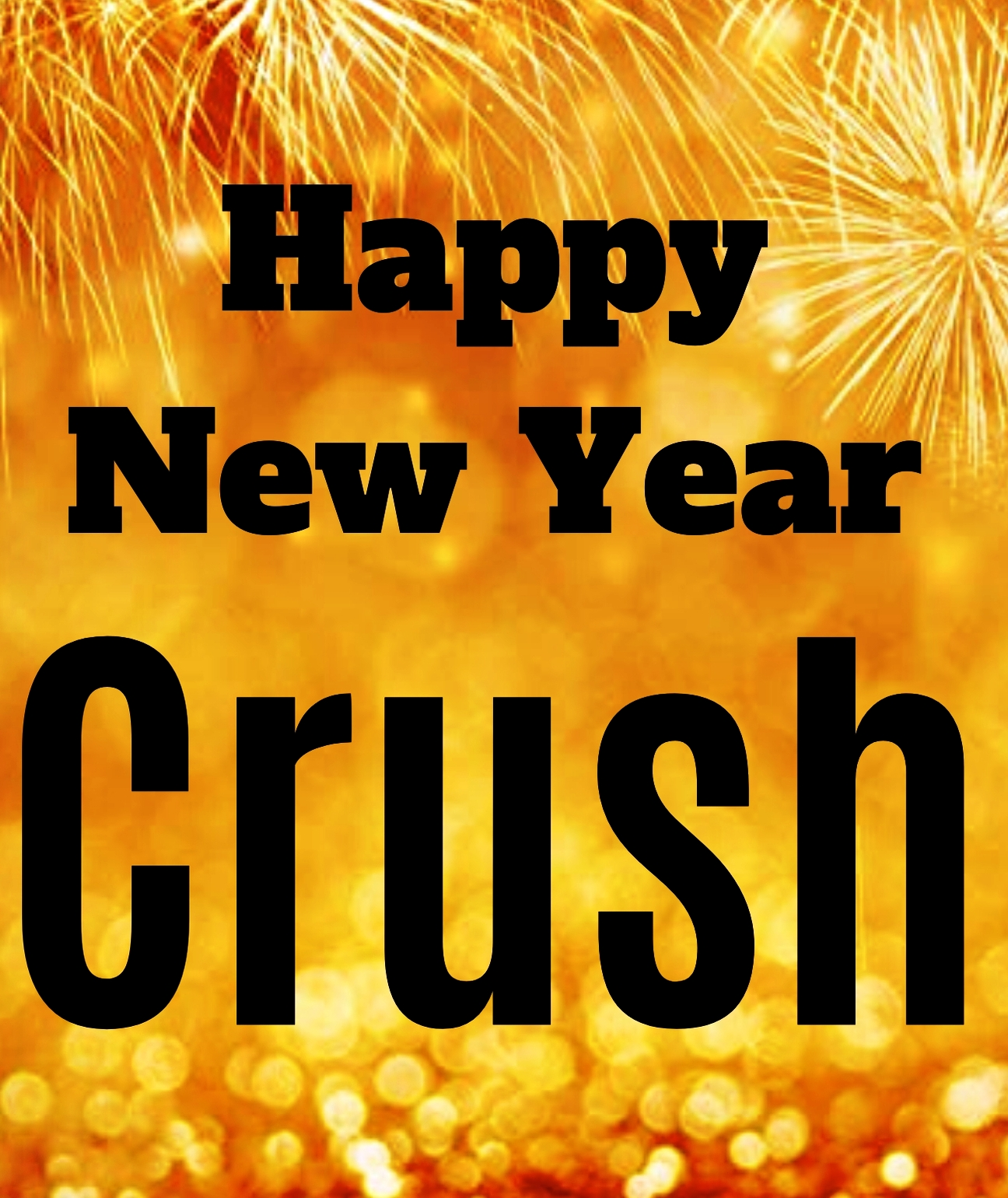 Happy New Year 2020 Wishes For Your Crush
